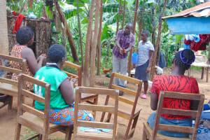 The Water Project: Kimarani Community, Kipsiro Spring -  Handwashing Demonstration
