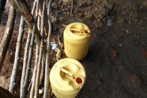 The Water Project: Wavoka Primary School -  Water Storage Containers