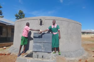 The Water Project: Mwichina Primary School -  Cheers To Clean Water
