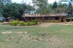 The Water Project: Jamulongoji Primary School -  School Grounds