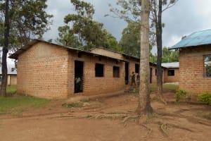 The Water Project: Wavoka Primary School -  Classrooms