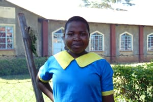 The Water Project: Gimomoi Primary School -  Student Ann