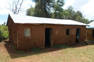 The Water Project: St. Peters Bwanga Primary School -  Early Childhood Development Classrooms