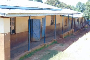 The Water Project: Gimengwa Primary School -  Classrooms