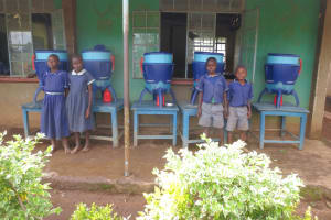 The Water Project: Mwikhupo Primary School -  Water Filters