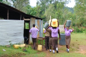 The Water Project: Friends Musiri Secondary School -  Ouch Slips Hurt