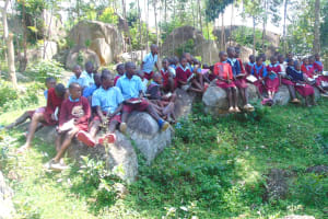 The Water Project: Kipchorwa Primary School -  Training Participants
