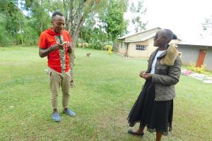 The Water Project: Imbinga Community, Imbinga Spring -  Dental Hygiene Session