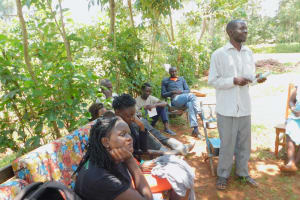 The Water Project: Shikhombero Community, Atondola Spring -  Another Presentation