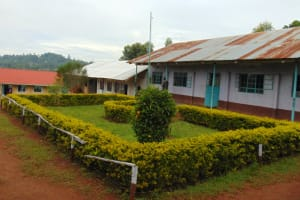 The Water Project: Friends Musiri Secondary School -  School Grounds