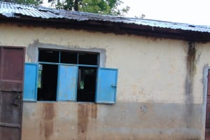The Water Project: Kabinjari Primary School -  Outside The Classrooms