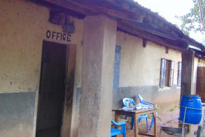 The Water Project: Kabinjari Primary School -  School Office And Classrooms