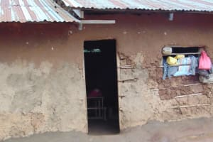 The Water Project: Kapsegeli KAG Primary School -  Mud Walled Classroom