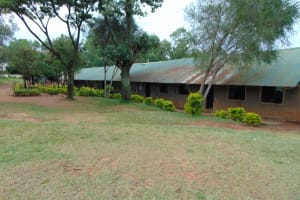 The Water Project: St. Joakim Buyangu Primary School -  Classrooms