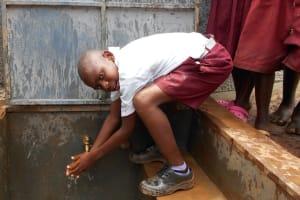 The Water Project: Ebukhuliti Primary School -  Splash