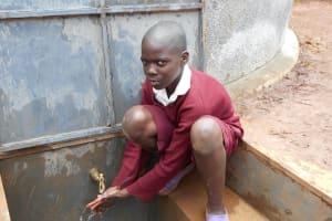 The Water Project: Ebukhuliti Primary School -  Camera Shy