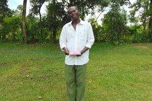 The Water Project: Buyangu Community, Mukhola Spring -  Mr Henry Mukhola