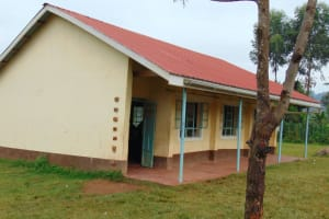 The Water Project: Friends Musiri Secondary School -  Classrooms