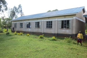 The Water Project: Mwikhupo Primary School -  Classrooms
