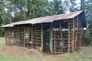 The Water Project: Wavoka Primary School -  Kitchen