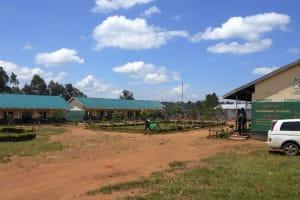 The Water Project: Friends School Manguliro Secondary -  Classroom Buildings