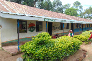 The Water Project: Shikomoli Primary School -  Classrooms