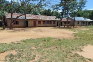 The Water Project: Jamulongoji Primary School -  Classrooms