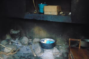 The Water Project: Kabinjari Primary School -  Inside The Kitchen
