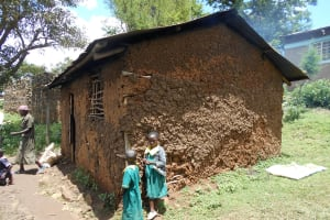 The Water Project: St. Peters Bwanga Primary School -  Kitchen