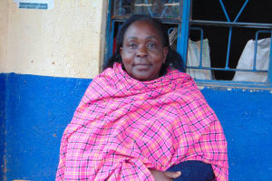 The Water Project: Kapsegeli KAG Primary School -  Head Teacher Mrs Monica Wamboi