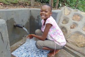 The Water Project: Buyangu Community, Mukhola Spring -  Hooray Clean Water