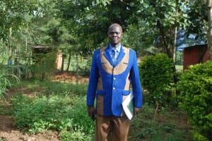 The Water Project: St. Martin's Primary School -  Headteacher Mr Eliud Wanjala School