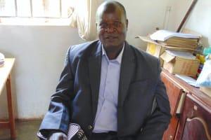 The Water Project: Friends Musiri Secondary School -  School Board Chair