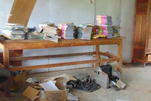 The Water Project: Friends Musiri Secondary School -  School Library