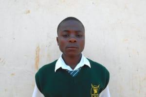 The Water Project: Friends School Manguliro Secondary -  Student Denis