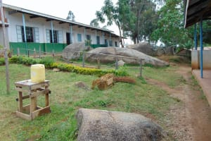 The Water Project: Galona Primary School -  Classrooms