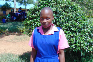 The Water Project: Gimengwa Primary School -  Pupil Winnie