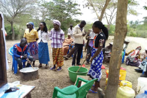 The Water Project: Utuneni Community B -  Training