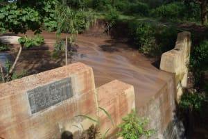 The Water Project: Utuneni Community B -  Complete Sand Dam