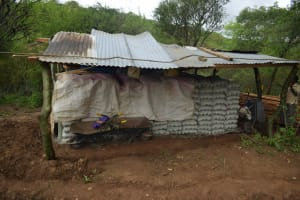 The Water Project: Kaketi Community A -  Cement Bags