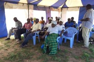 The Water Project: Kaketi Community A -  Training Participants