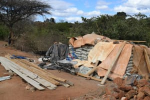 The Water Project: Utuneni Community C -  Cement Bags