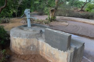 The Water Project: Utuneni Community C -  Complete Well