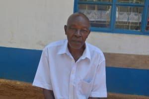 The Water Project: Kithumba Community D -  Daniel Muunge