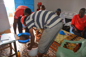 The Water Project: Kithumba Community E -  Training