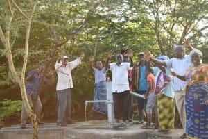 The Water Project: Kithumba Community E -  Well Celebration
