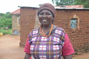The Water Project: Kathamba ngii Community C -  Mwikali Kimwele