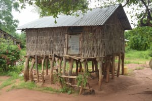 The Water Project: Kathamba ngii Community B -  Chicken Coop