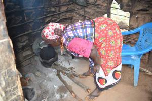 The Water Project: Kathamba ngii Community B -  Cooking
