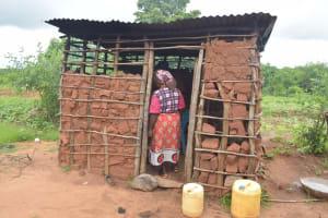 The Water Project: Kathamba ngii Community B -  Kitchen